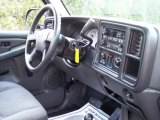 2005 Chevrolet Silverado 1500 Regular Cab 4x4 Dashboard