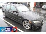 2009 Jet Black BMW 3 Series 335i Sedan #41791082