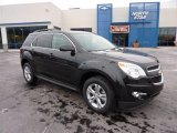 2011 Black Granite Metallic Chevrolet Equinox LT AWD #41790877