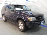2001 Deep Wedgewood Blue Metallic Ford Explorer Limited 4x4 #41791378