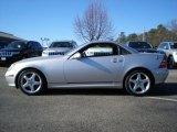 2003 Mercedes-Benz SLK Brilliant Silver Metallic