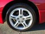 Subaru SVX Wheels and Tires
