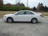 2008 White Suede Lincoln MKZ Sedan #41791393