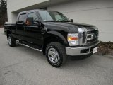 2009 Ford F350 Super Duty XLT Crew Cab 4x4 Data, Info and Specs