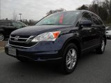 2010 Royal Blue Pearl Honda CR-V EX-L #41791415