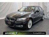 2011 Jet Black BMW 3 Series 335d Sedan #41790700