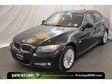 2011 Jet Black BMW 3 Series 335d Sedan #41790701