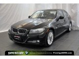 2011 Jet Black BMW 3 Series 335d Sedan #41790704