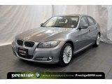 2011 Space Gray Metallic BMW 3 Series 335d Sedan #41790705