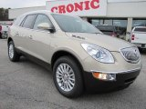 2011 Gold Mist Metallic Buick Enclave CX #41790940