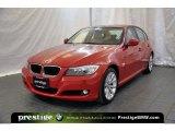 2011 Crimson Red BMW 3 Series 328i xDrive Sedan #41790707