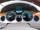 2011 Buick Enclave CX Gauges