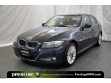 2011 Deep Sea Blue Metallic BMW 3 Series 335d Sedan #41790708