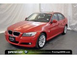 2011 Crimson Red BMW 3 Series 328i xDrive Sedan #41790710
