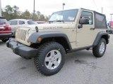 2011 Jeep Wrangler Sahara Tan