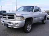 2001 Bright Silver Metallic Dodge Ram 1500 SLT Club Cab 4x4 #41791432