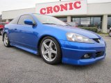 2005 Vivid Blue Pearl Acura RSX Type S Sports Coupe #41790948