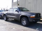 2003 Graphite Metallic Dodge Dakota Sport Quad Cab 4x4 #41791436
