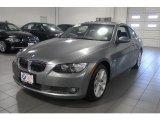 2008 Space Grey Metallic BMW 3 Series 335xi Coupe #41790741