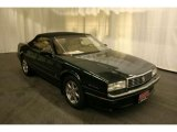 1993 Polo Green Metallic Cadillac Allante Convertible #41790980