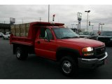 2004 GMC Sierra 3500 SLE Regular Cab 4x4 Dually Dump Truck