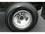 GMC Sierra 3500 2004 Wheels and Tires