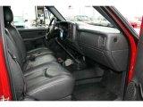 2004 GMC Sierra 3500 Interiors