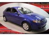 2006 Suzuki Reno Cobalt Blue Metallic