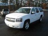 2011 Summit White Chevrolet Suburban LT #41791513