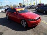 2006 Electric Red BMW 3 Series 325i Sedan #41791548