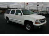 2001 Summit White Chevrolet Suburban 2500 LT 4x4 #41791016