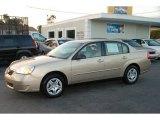 2008 Sandstone Metallic Chevrolet Malibu Classic LS Sedan #41791266