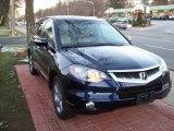 2008 Royal Blue Pearl Acura RDX Technology #41791289