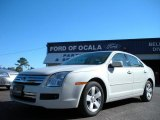 2008 White Suede Ford Fusion SE #41790810