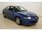 2003 Arrival Blue Metallic Chevrolet Cavalier LS Sport Sedan #41791613