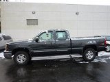 2003 Dark Gray Metallic Chevrolet Silverado 1500 Z71 Extended Cab 4x4 #41791719