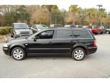 2002 Volkswagen Passat Black