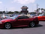 2003 Redfire Metallic Ford Mustang Roush Stage 1 Convertible #392093