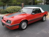 Ford Mustang 1986 Data, Info and Specs
