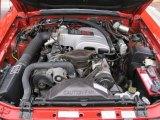 1986 Ford Mustang GT Convertible 5.0 Liter OHV 16-Valve V8 Engine