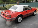 1986 Ford Mustang GT Convertible Exterior