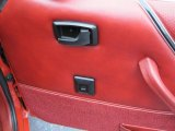 1986 Ford Mustang GT Convertible Controls