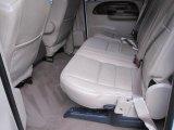 2004 Ford F350 Super Duty Lariat Crew Cab 4x4 Dually Medium Parchment Interior