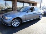 2011 Space Gray Metallic BMW 3 Series 328i xDrive Sedan #41865726
