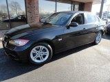 2008 Black Sapphire Metallic BMW 3 Series 328xi Sedan #41865736