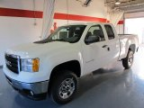 2011 GMC Sierra 2500HD Work Truck Extended Cab Data, Info and Specs