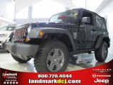 2011 Black Jeep Wrangler Call of Duty: Black Ops Edition 4x4 #41865769