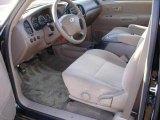 2003 Toyota Tundra SR5 Access Cab Oak Interior