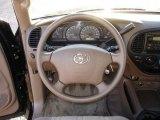 2003 Toyota Tundra SR5 Access Cab Steering Wheel