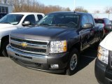 2011 Taupe Gray Metallic Chevrolet Silverado 1500 LT Extended Cab 4x4 #41865804